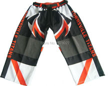 Custom team sublimation ice hockey pants(China)