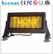 led taxi cab top sign display light box with full magnets 192*64 pixels / 960*320mm / 3G or Wifi outdoor led taxi cab top lights