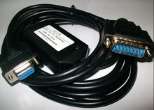 6ES5734-1BD20 (DB15) 6ES5 734-1BD20 S5 PLC adapter PC TTY S5 734-1 CABLE PC-TTY PC/TTY RS232 S5 cable New(China)