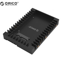 ORICO 1125SS Standard 2.5 to 3.5 inch Hard Drive Caddy SATA 3.0 Fast Transfer Speed-Black