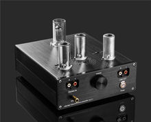 Douk Audio Latest Little Bear T11 6N2/12AX7 Vacuum Tube Phono Turntable Preamp HiFi Pre-Amp MM RIAA Phonograph Preamplifier(China)