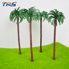 18cm scale model seaside palm trees  Miniature Model Trees For MODEL Landscape Train Railway Park Scenery