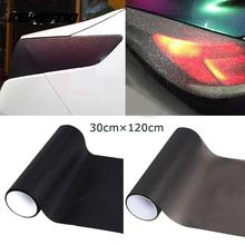 Vehemo 30x120CM Film Taillight Car Wrap Fashion DIY Decal Color Changing Sticker Decorative Headlight(China)