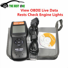 Top Quality 2017 Latest Version D900 OBD2 Scanner D900 Code Reader Diagnostic Tool CANBUS D 900 EOBD OBD2 Scanner For Multi-Cars(China)