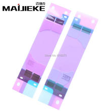 100PCS MAIJIEKE For iPhone 8&8 plus Battery Adhesive Glue Tape Pad Strip Battery Sticker Replacement(China)