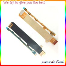 Tesed Original Power On Off Volume Button Side Button Flex Cable For Sony Xperia M C1904 C1905 C2004 C2005 power flex