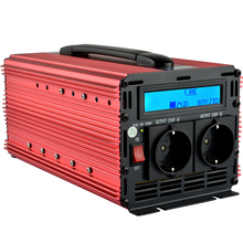 universal inverter 24v 220v 2000W /4000w peak  solar inverter converter for power supply ,camping,home