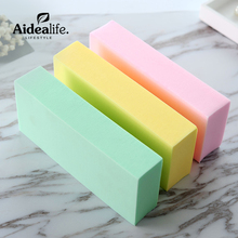 3pcs flower bath sponge candy color flowers dry brush exfoliation natural loofah body cleaning brush bath soap net(China)
