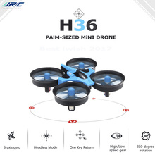 JJRC H36 Mini Drone 2.4G 4CH 6Axis Gyro Headless Mode Remote Control RC Quadcopter RTF One-key Return 3D Flip Headless Mode Toy(China)