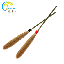 Harry Potter Flying broom Halloween party props Pure handmade Witch broom / Long about 100cm Free Shipping(China)