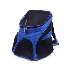 1pcs High quality pet dog backpack Fashion Oxford cloth bag Go out with a portable pet shoulder bag A20(China)