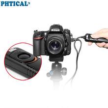 PHTICAL Wire Cable Shutter Release Control For Canon Nikon Sony Pentax Samsung Panasonic Fujifilm Leica SLR Camera Accessories