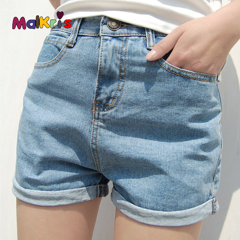Malkris Summer Vintage Girl Mini Denim Shorts Women 2017 Sexy Worn Out Jean Hotpants With Hole Bermuda Distressed Short PantsОдежда и ак�е��уары<br><br><br>Aliexpress