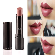 2016 New Arrival MYS brand beauty matte lipstick long lasting tint lips cosmetics lipgloss maquiagem makeup red batom(China)