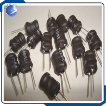 5pcs/LOT 6*8mm 10MH inductor magnetic core inductance dip 6*8 magnetic inductors coil wire winding 6X8MM 10 MH(China)
