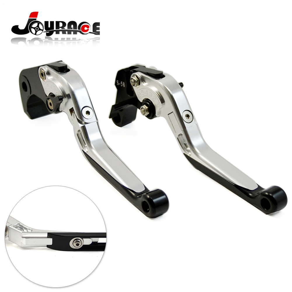 New Style Adjustable CNC Motorcycle Brake and Clutch Levers For Moto Guzzi V7 Racer Classic Stone Special BREVA 750<br><br>Aliexpress