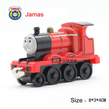 Diecast Metal Thomas and Friends Train One Piece JAMAS Megnetic Train Toy The Tank Engine Trackmaster Toy For Children Kids