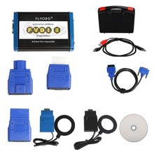 FVDI2 ABRITES Commander for VAG VW, Audi, Seat, Skoda with Free OBD Terminator Software and J2534 Softwares