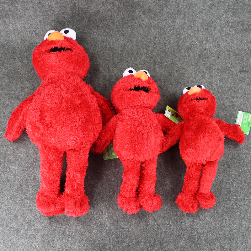36-55 Cm Sesame Jalanan Elmo Lucu Kartun Mewah Mainan Boneka Boneka Lembut  untuk Hadiah 14d1393d24