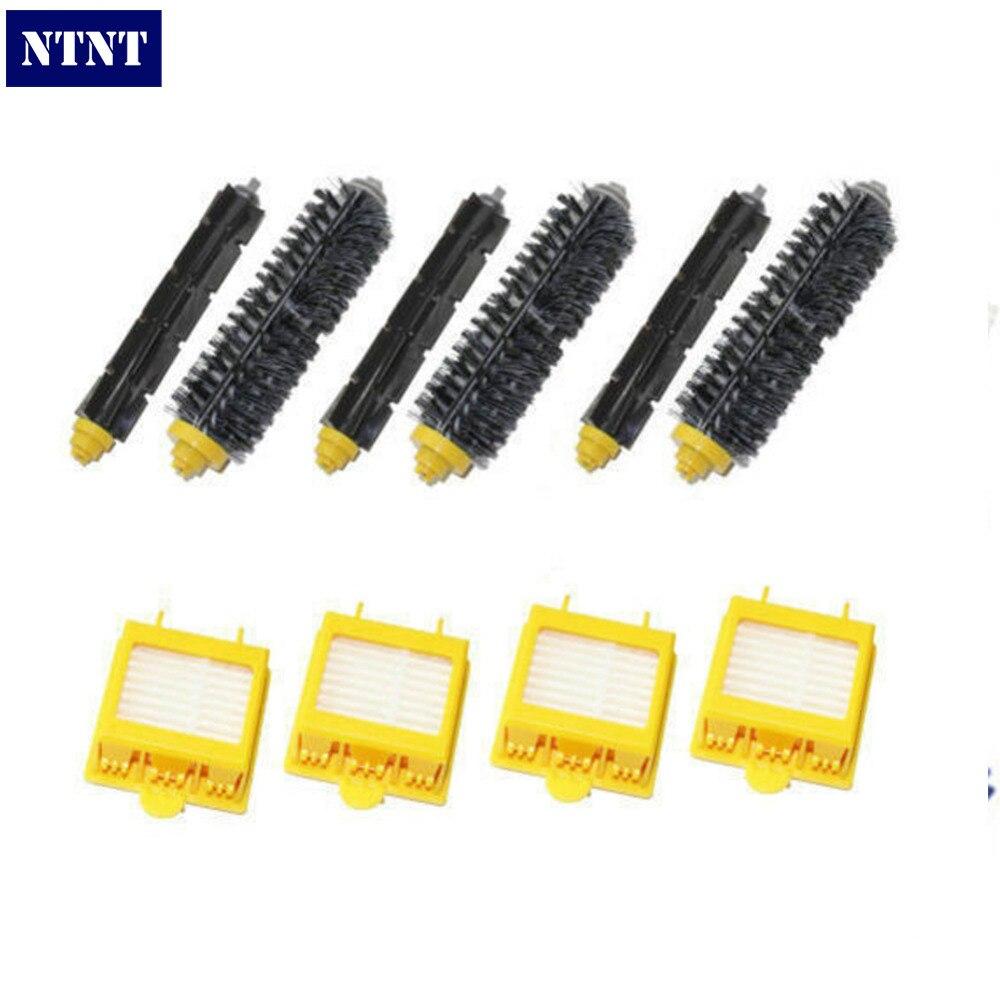 NTNT Free Post New Brush &amp; Beater &amp; Hepa Filters Kit for iRobot Roomba 700 Series 760 770 780<br><br>Aliexpress