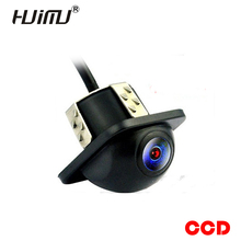 CCD HD night vision car camera auto DVD GPS car rear view /Front view /Side view camera for Universal car camera waterproof(China)