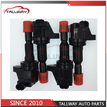 4 PCS Best quality Ignition Coil 30520-PWC-003 CM11-110 30520PWC003 CM11110 For Honda Jazz Fit City