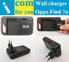 USB travel charger Battery Wall charger for Oppo Find 7 TCL J920 Coolpad K1 7620L Kingzone K1 Cubot s222 Star Ulefone U5(China)