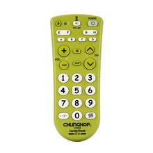 CHUNGHOP 1pcs Combinational Universal learning Remote Control controller L108E For TV/SAT/DVD/CBL/DVB-T/AUX big button copy