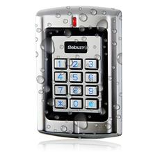 2000 users outdoor Sebury Metal Waterproof Standalone RFID Door Lock Access Backlight Keypad Reader WG26 125Khz Proximity Reader