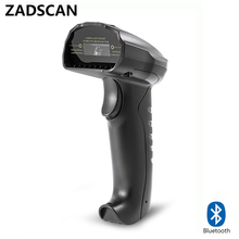 ZADSCAN BP8150BL Bluetooth + EDR Wireless Barcode Scanner Handheld Bar-code Reader Support / Windows / Android / iOS(China)