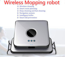 Smart wireless Mopping Robot Cleaning Robot smart route planning,navigation saytem,intelligent buffer smart fall prevention