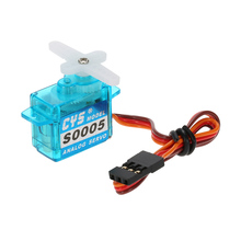 CYS-S0005 5g Light Weight Plastic Gear Micro Analog Standard Servo for RC Fixed-wing Aircraft(China)