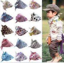 Dribble Cotton Bibs,Baby Boy Slabber Triangle Bib Bandana For Babies Waterproof Impermeable Infant Scarf Children Apron Kerchief