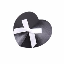 Buy Women Reusable Silicone Nipple Cover Fetish Sexy Pasties Heart Shape Tepel Cover Self Adhesive Breast Tape Nipple Stickers