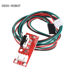 Deek-Robot 3D Printer RAMPS 1.4 Endstop Mechanical End Stop Limit Switch Module With Cable High Quality Printer Accessory DN001