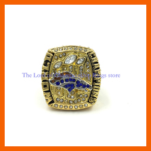 NEW DESIGN 2015 DENVER BRONCOS SUPER BOWL 50 WORLD MANNING SCORES ENGRAVED CHAMPIONSHIP RING