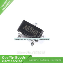 20PCS Channel MOSFET SI2306 3.5A / 30V SOT23 N Channel FET transistor New Original Free Shipping(China)