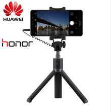 Original Huawei Honor Selfie Stick Tripod Portable Wired Monopod Extendable Handheld Shutter Holder for iOS/Android/Huawei