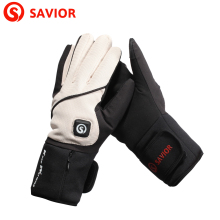 SAVIOR S-16 lithium battery eletric heating Winter Gloves for skiing,riding cycling low temperature men women