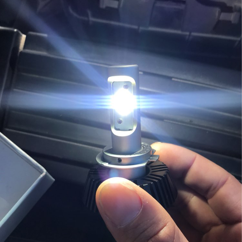 80W 2x8000LM H4 H7 Philips led headlight