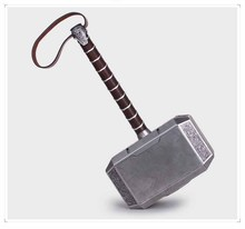 1:1 Scale Thor Hammer Mjolnir 1/1 Replica Thor Custom Cosplay Hammer With Display Stand Base
