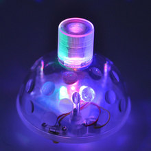 New LED Floating Light Underwater Aqua Glow Disco Swimming Show Pond Pool SPA Tub Lamp bathroom(China)