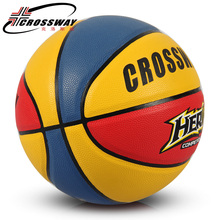 CROSSWAY  NEW Brand  1 Color original basketball ball 593 High Quality Genuine  PU Material Official Size 5  Basketball