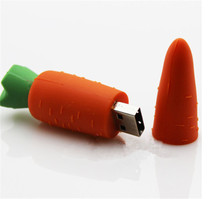Special offer hot sale 4GB -64GB carrot model usb flash drive usb 2.0 USB Flash 2.0 Memory Drive Stick S876(China)