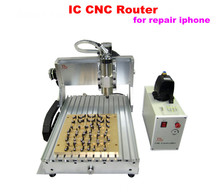 NEWEST IC CNC router for iPhone Main Board Repair IC repair 10 in 1 full automatic easy use for iPhone 4/5/6