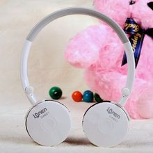 Free shipping 2.4G wireless Stereo computer headphone earphone headset with mic skype facebook MSN Wireless chat