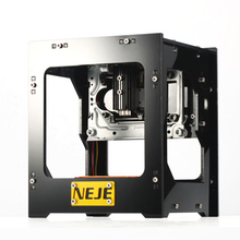 NEJE 1000mW cnc crouter cnc laser cutter mini cnc engraving machine DIY Print laser engraver High Speed with Protective Glasses(China)