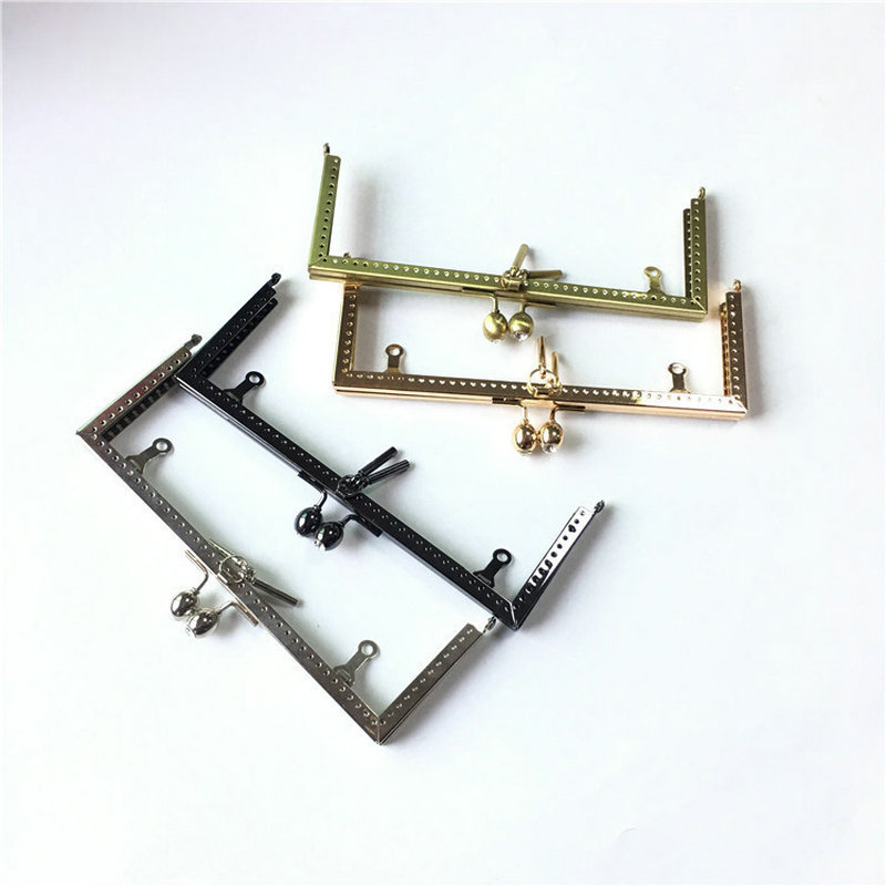 20-S-BS-ZS Bag clasp handbag handle frame  (8)