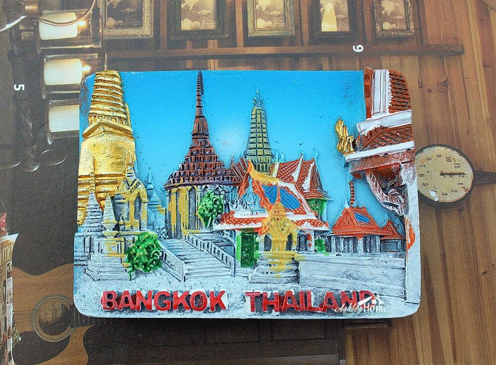 Vietnam Souvenir Résine 3D Aimant De Réfrigérateur Souvenir TOURIST Cadeau Jouet Halong Bay