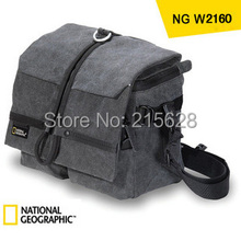 NATIONAL GEOGRAPHIC 2160 Walkabout DSLR camera messenger bag case digital slr 14 laptop photo Satchel for canon nikon NG W2160